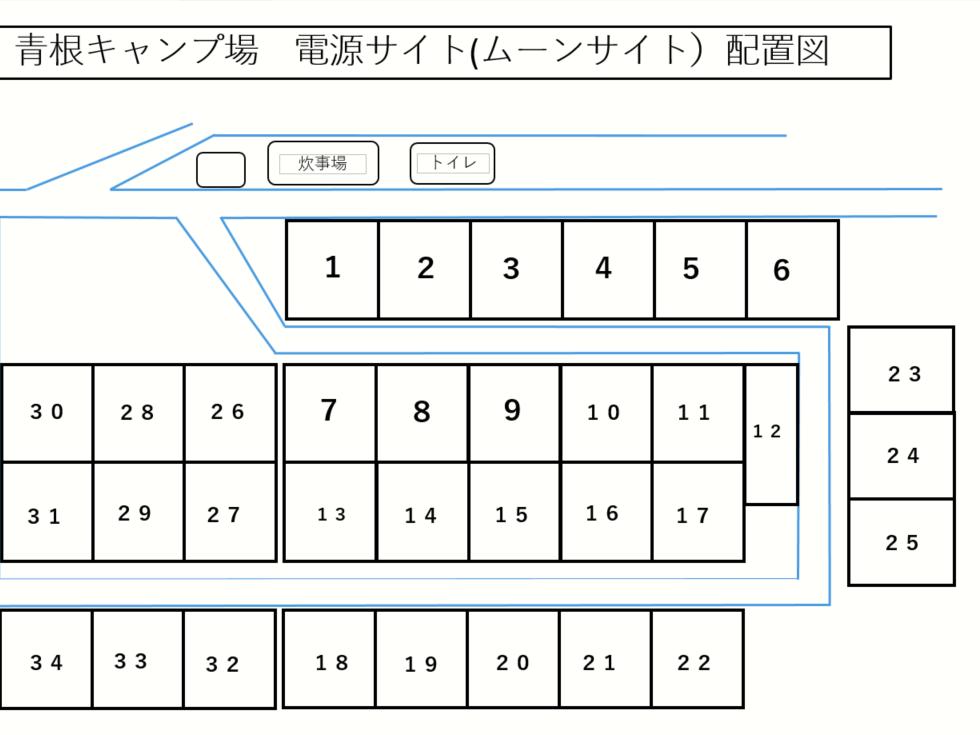 電源配置図